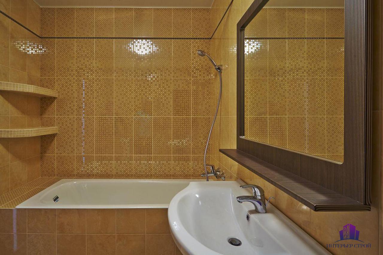 Как сделать над ванной