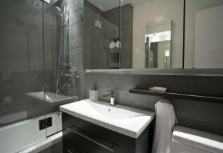 Бесплатный дизайн-проект ванной комнаты