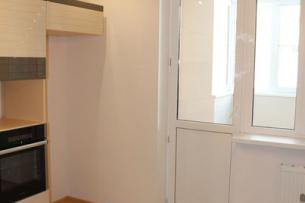 Ремонт кухни под ключ, ул. Марии Смирновой, д. 7