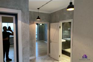 Ремонт 2-комнатной квартиры, ул. Левитана, д. 58, к. 4