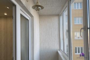 Ремонт 2-комнатной квартиры, б-р Гусева, д. 46 (2 часть)
